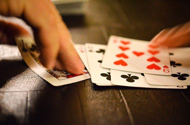 Poker pelaaja